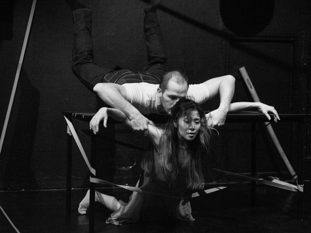 BOOOOOOOOM |   Noblet Dance Company    Artistic Direction| Alister NobletAyumi Noblet