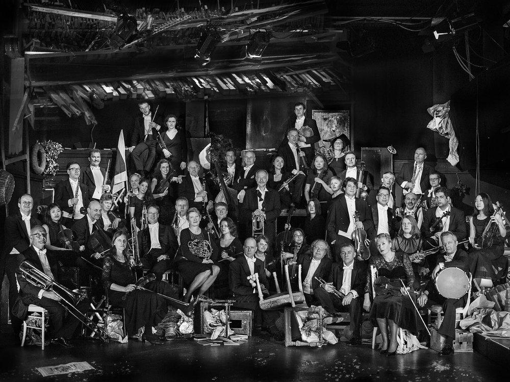 Philharmonie,  Trier, 2015.