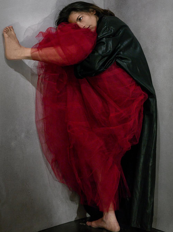 Eliza Marschall,  Trier, 2015.