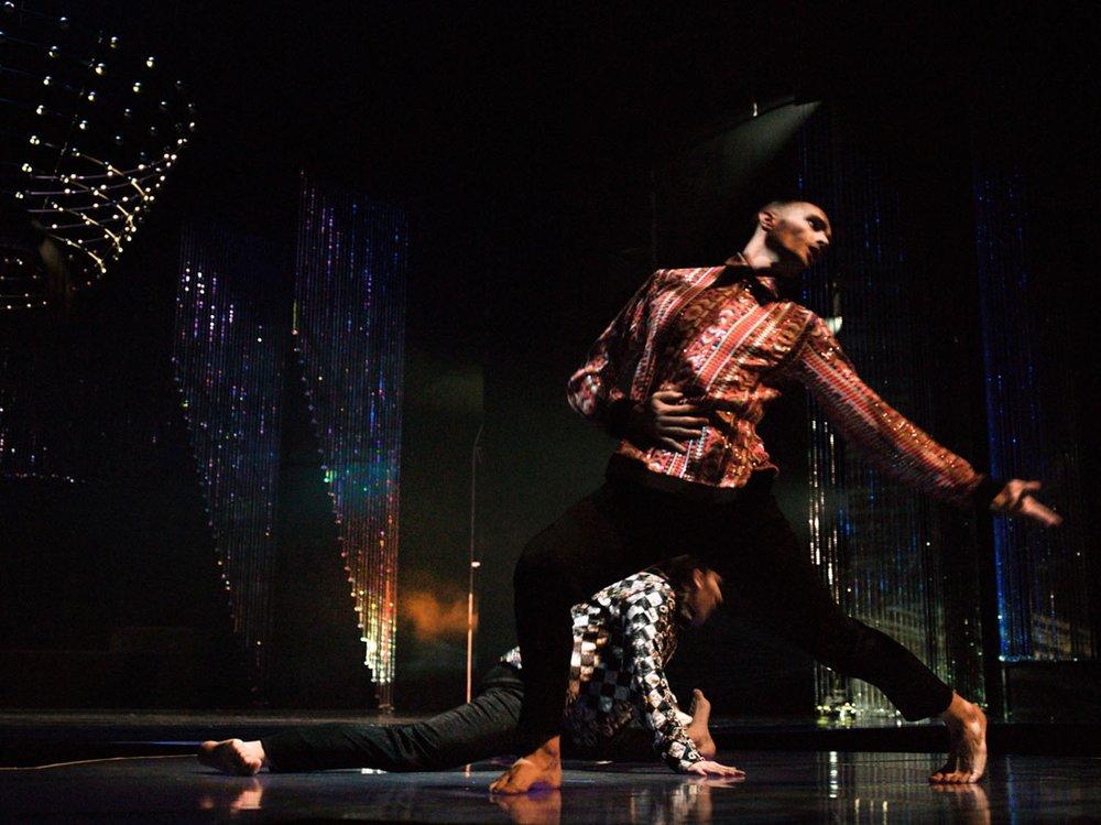 MUSIC FOR A WHILE  Choreografie-  Mei Hong Lin  Dramaturgie - Katharina John