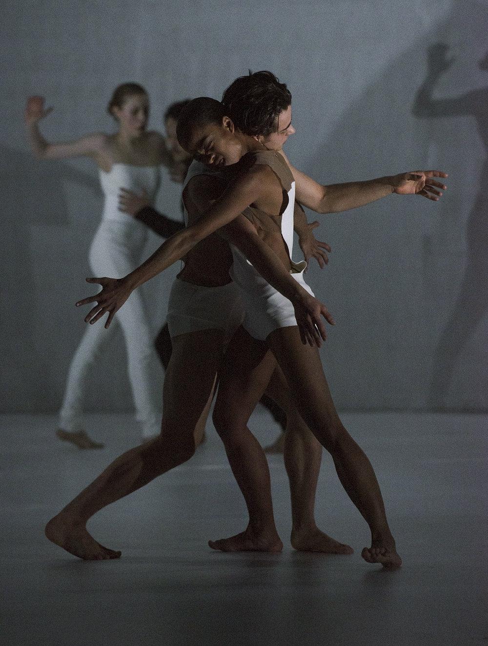 RAUSCHEN   Direction & Choreography by  SASHA WALTZ