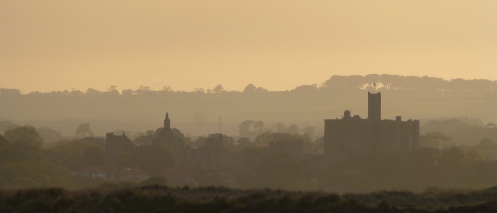 Warkworth Sunset