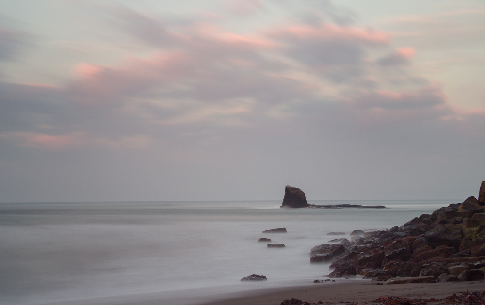 Black Nab - long exposure