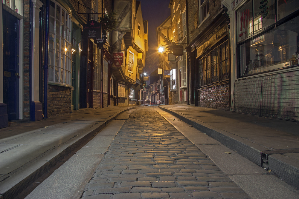 The low down on The Shambles!