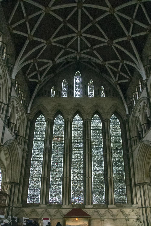 York Minsster - 5 Sisters Window