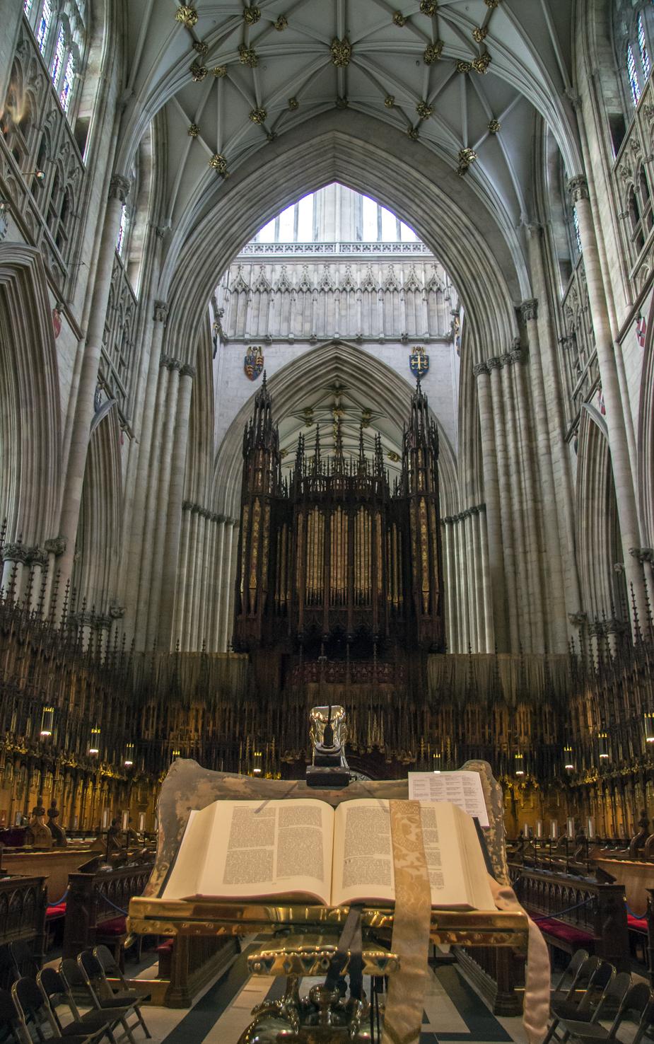 York Minster Choir