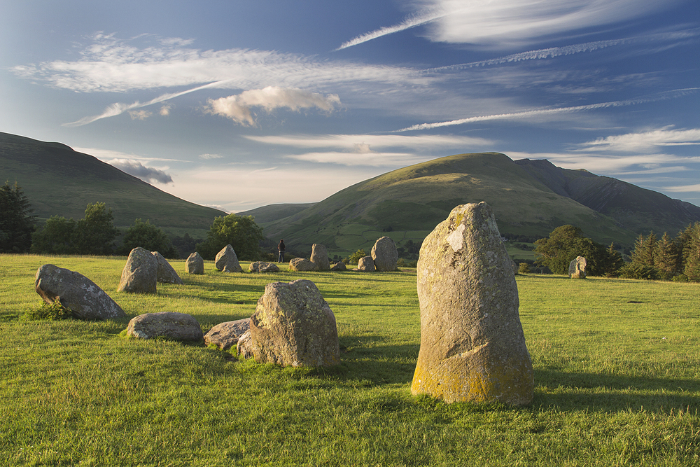 Castlerigg Stone Circle Evening