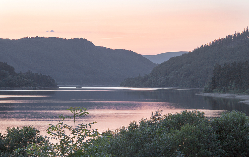 Thirlmere Sunset