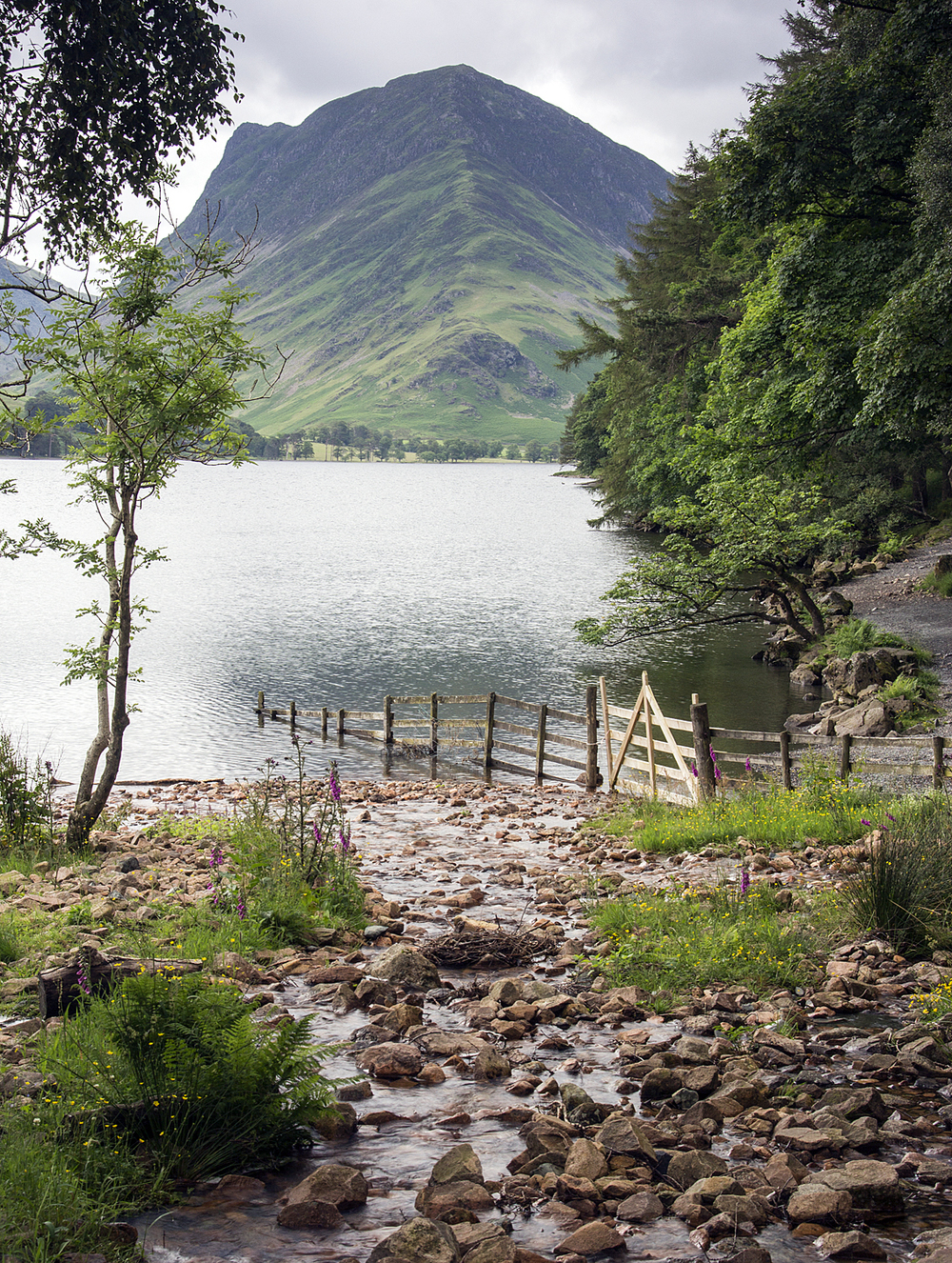 Fleetwith Pike at Buttermere