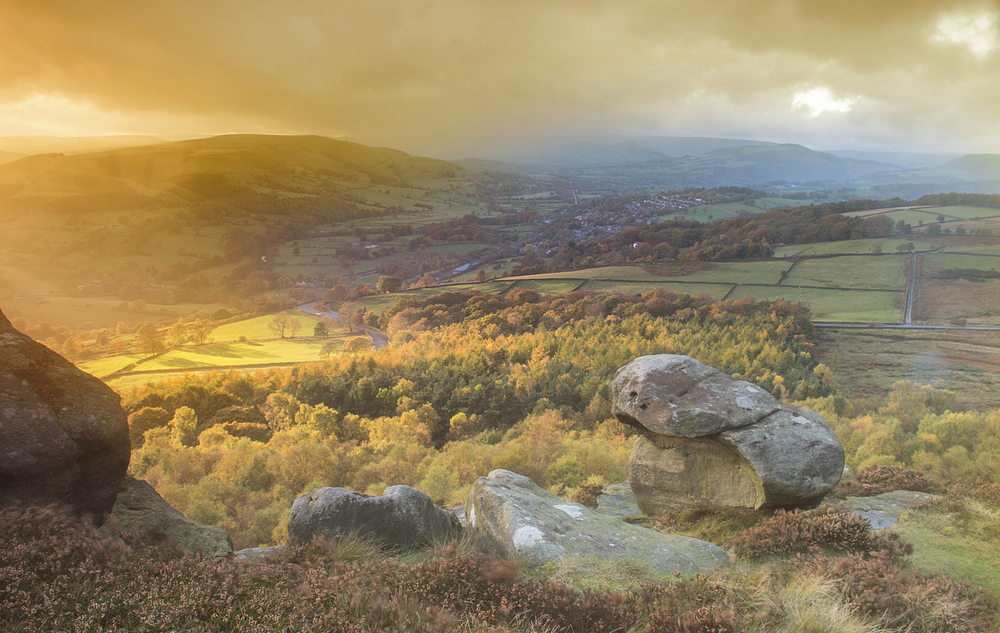 After the storm - Millstone Edge