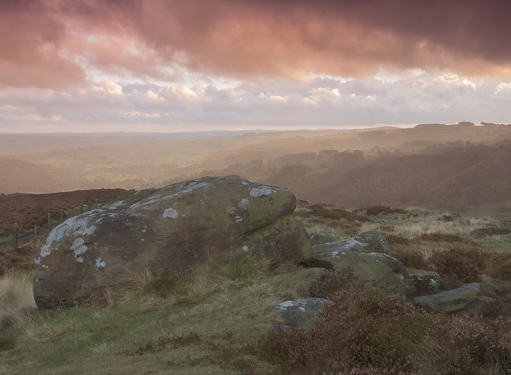 Last light - Millstone Edge