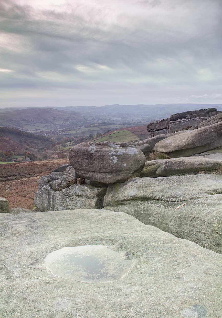 Rock Pool - Higger Tor