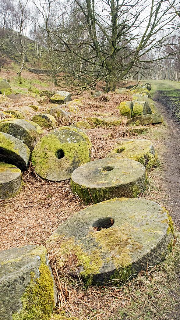 Millstones: Bole Hill Quarry