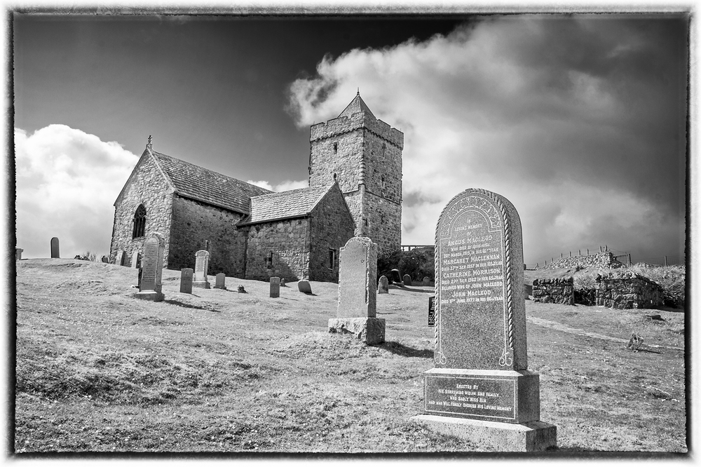 St Clement's Church, Na h-Eileanan an Iar