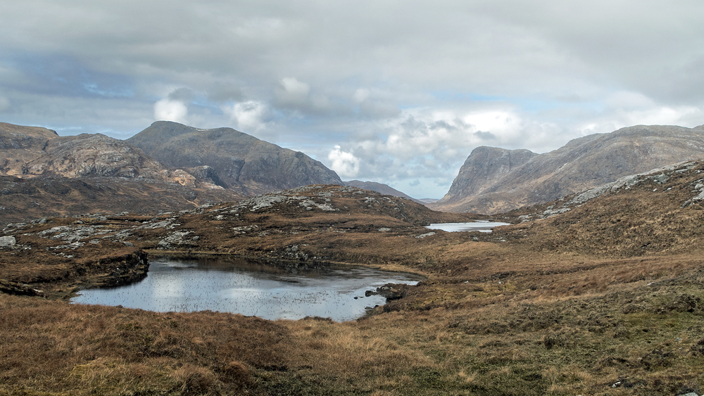North Harris Scenery