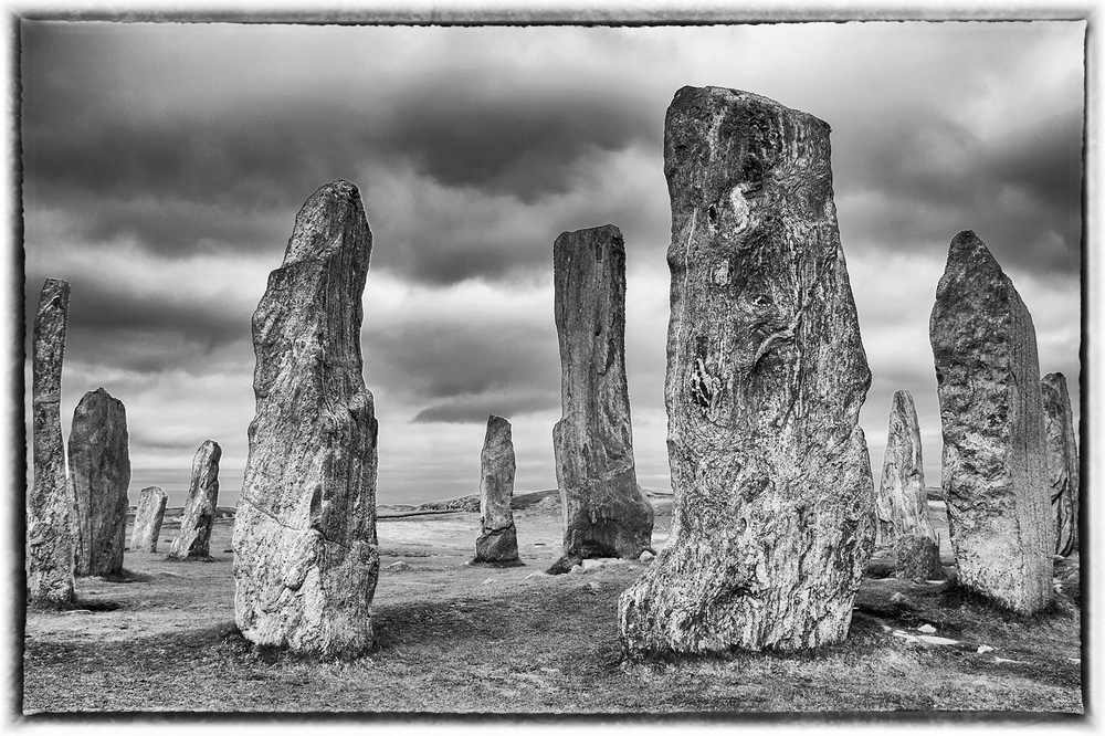 Standing Stones at Callanish 2