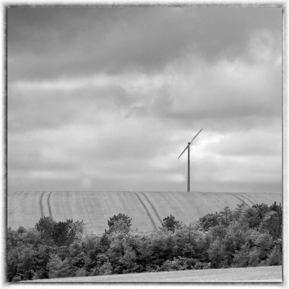 Windfarm near Frendal Dale