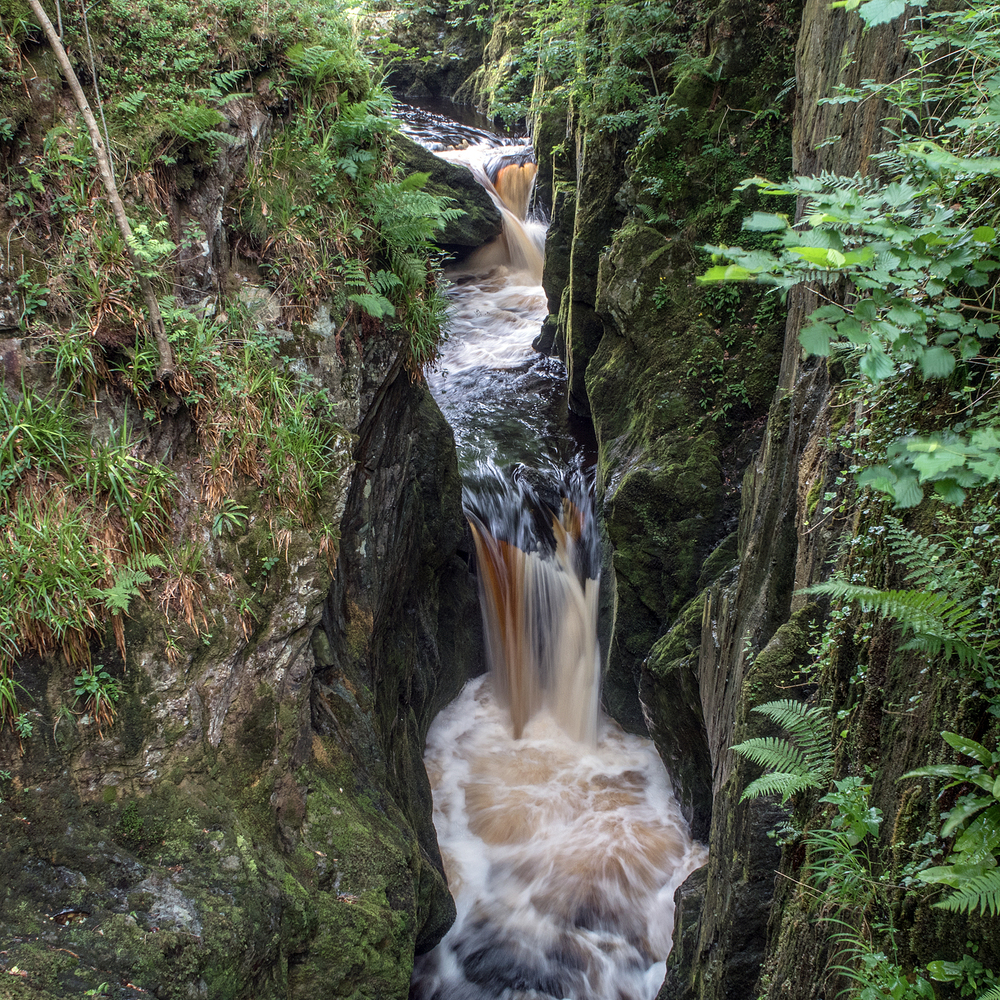 Baxenghyll Gorge