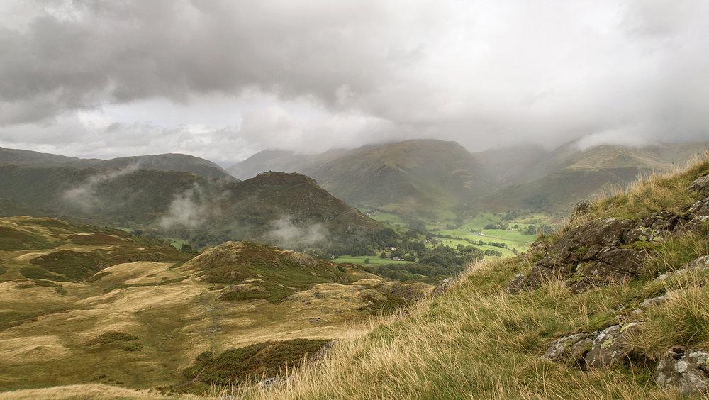 Mist at Helm Crag