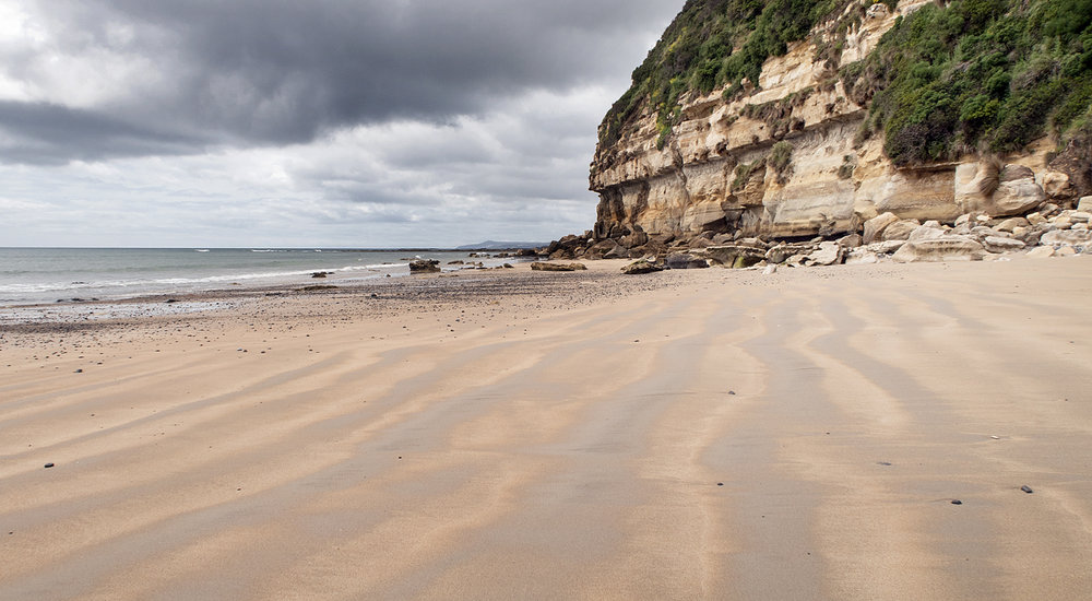 Fossil Bluff - Tasmania