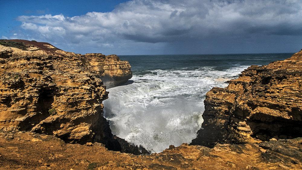 Surge - Great Ocean Road, Australia