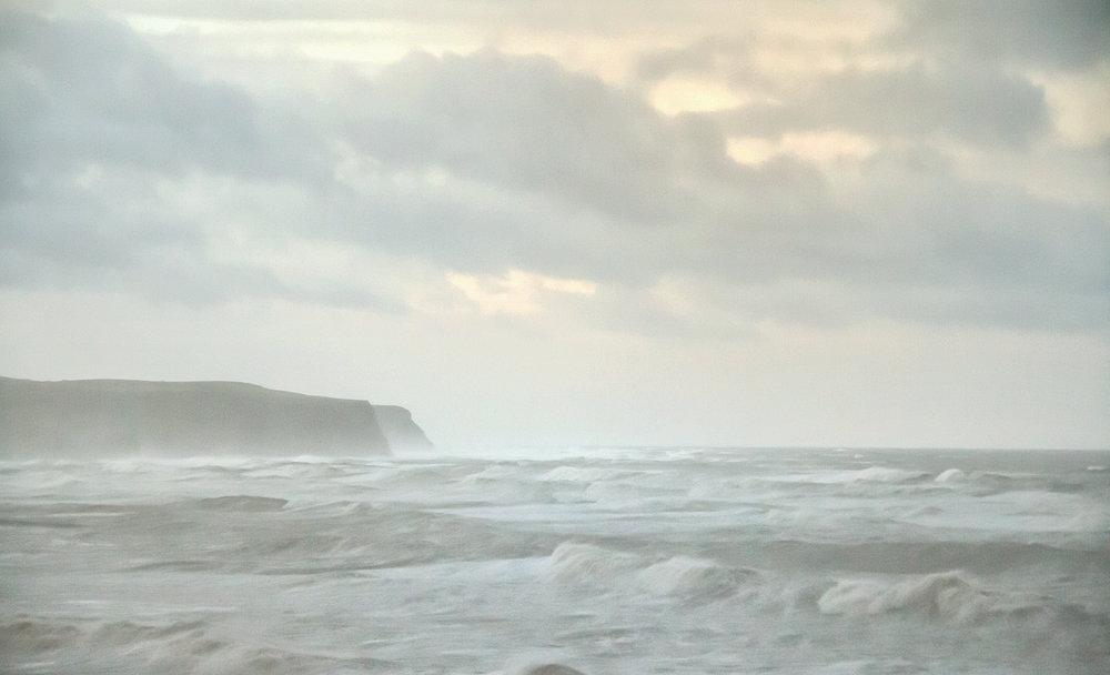 Wild Sea at Whitby