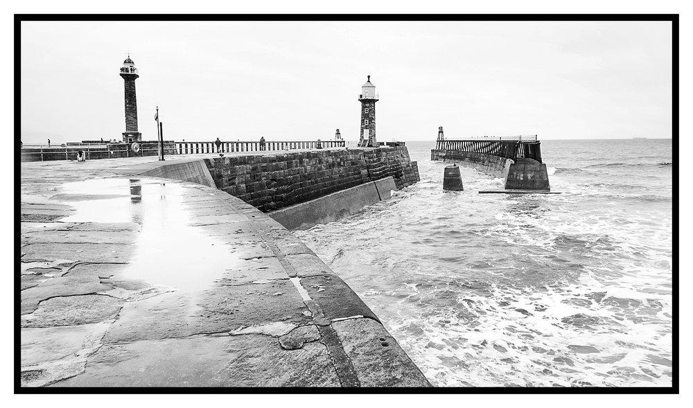 Wet East Pier