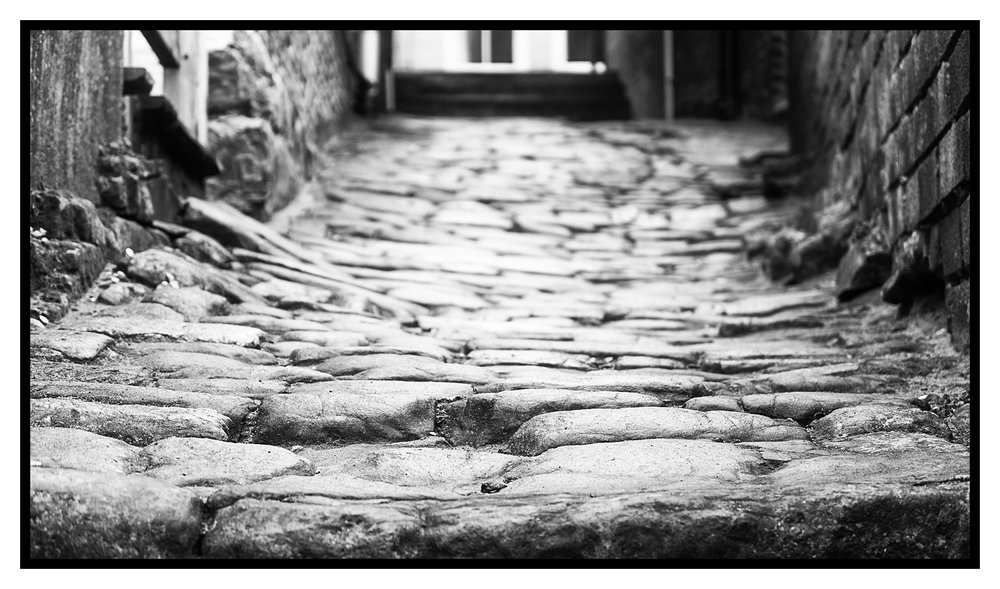 Whitby Ginnel