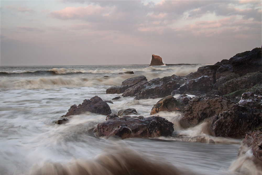 Late evening at Black Nab
