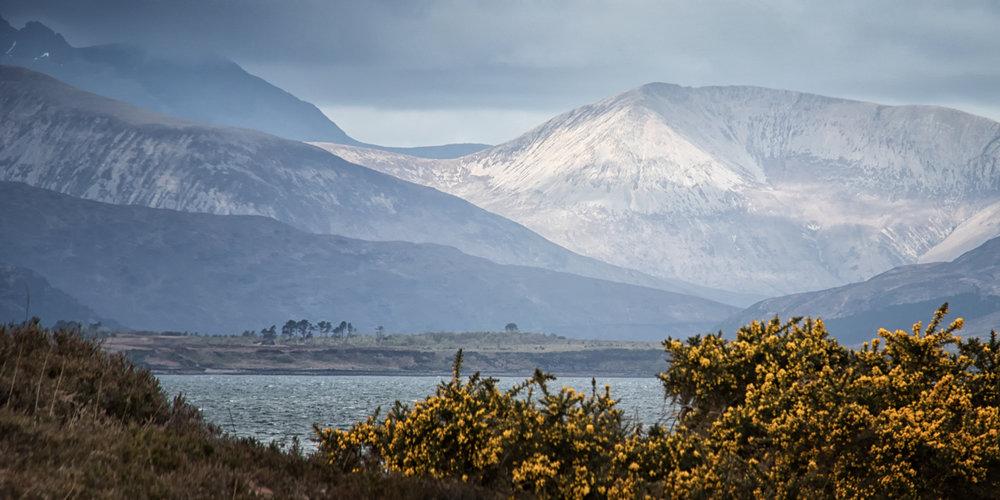 Isle of Skye Cuillins