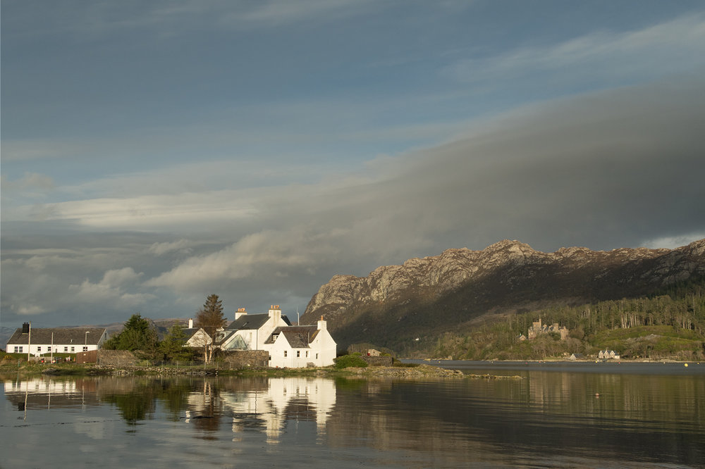 Evening in Plockton