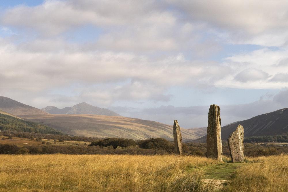Machrie Moor Standing Stones