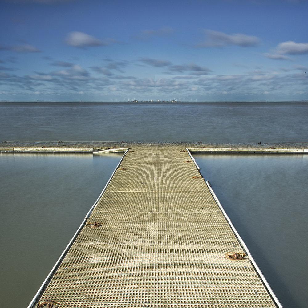 West Kirby jetty