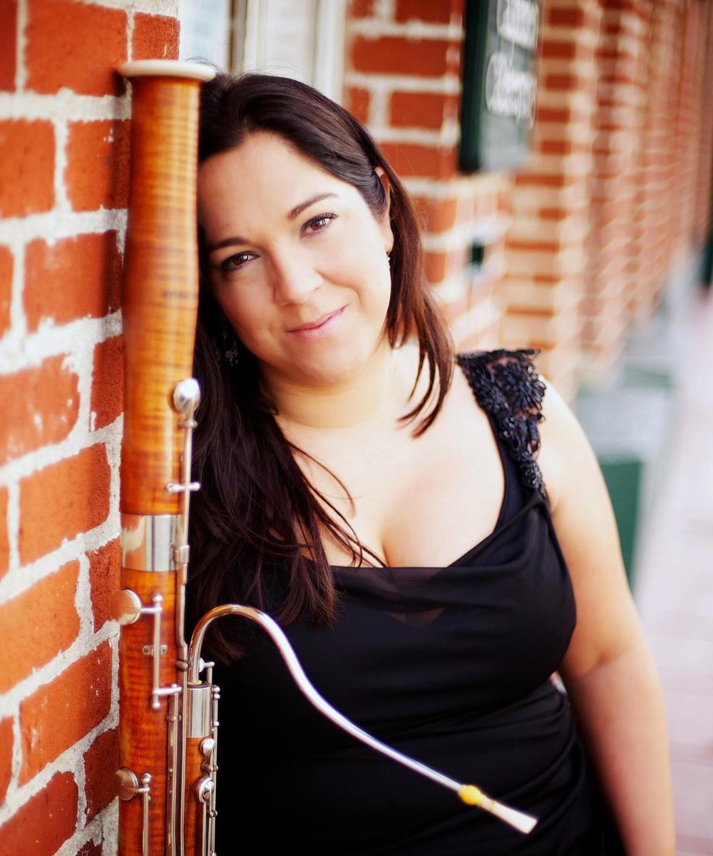 Rebecca Rivera Bassoon