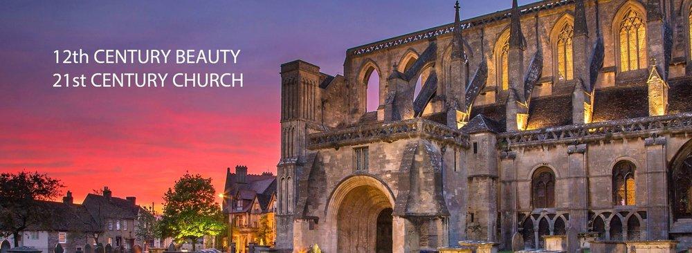 12th Century Beauty. 21st Century Church