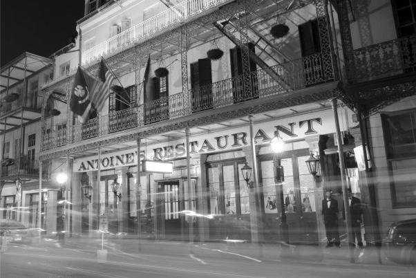 ew Orleans Venue, Antoine's Restaurant