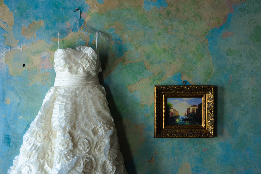 New Orleans Wedding Dress