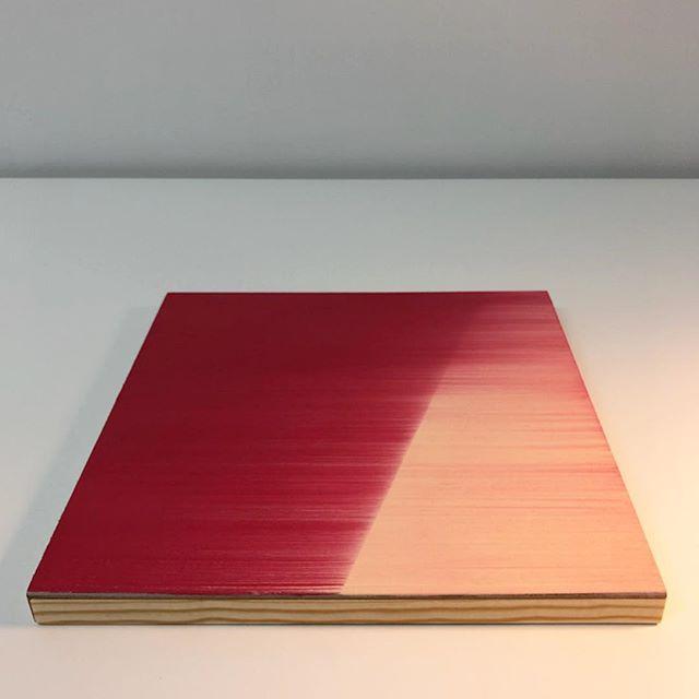 "Oil on wood panel | 10"" x 10""  #art #abstractart #abstractartist #abstractpainting #arte #abstrato #artgallery #fineart #fineartist #painting #oilpainting #oilpaintings #colorlust #oilcolor #thicianacruz #thicianacruzpainting"