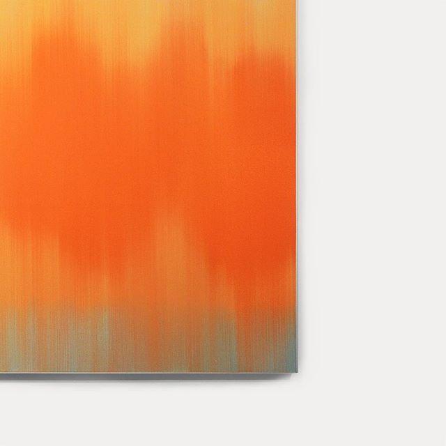 "Sunset dois Oil on canvas | 36"" x 48""  #art #abstractart #abstractartist #abstractpainting #arte #abstrato #artgallery #fineart #fineartist #painting #oilpainting #oilpaintings #colorlust #oilcolor #thicianacruz #thicianacruzpainting"