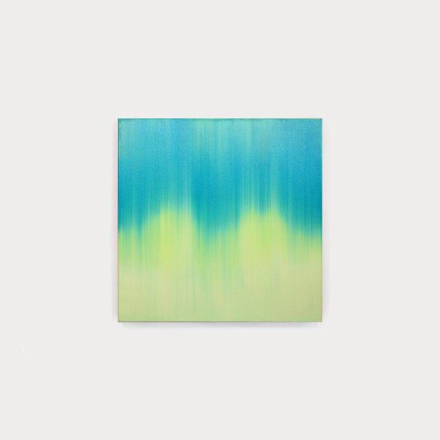 "Água, 2015 Oil on canvas | 24"" x 24""  #art #abstractart #abstractartist #abstractpainting #arte #abstrato #artgallery #fineart #fineartist #painting #oilpainting #oilpaintings #colorlust #oilcolor #thicianacruz #thicianacruzpainting"