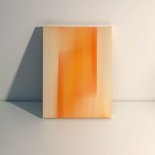"Oil on wood panel | 12"" x 16""  #art #abstractart #abstractartist #abstractpainting #arte #abstrato #artgallery #fineart #fineartist #painting #oilpainting #oilpaintings #colorlust #oilcolor #thicianacruz #thicianacruzpainting"