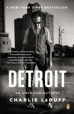 """I admit to being biased towards this book: growing up in Michigan, I watched the fallout from Detroit's spiral as an economic and culturally rich metropolis with population of nearly 2 million to a barely 700,000-strong, crime-ridden dead-zone which, in 2013, filed for the largest municipal bankruptcy in US history. The audacity of Detroit: An American Autopsy captured the nation, and while past attempts to account for the city's historic rise and fall kept a more academic tone, Mr. LeDuff's combination of history and memoir takes a very on-the-ground, personal approach. As a native of Detroit, Mr. LeDuff also brings a genuine pride and disgust to his gonzo journalism, as interviews with Motor City icons (both """"good"""" and """"bad"""") and everyday residents tug at your empathy for a place that was once the richest city in America. Spoiler alert: not all is lost for the City of Detroit. While major problems in county and municipal governments, school districts and poverty still abound, an artist and business renaissance of the type that would make Richard Florida blush (The Rise of the Creative Class) is also emerging...so what will happen to Detroit next? Keep following Mr. LeDuff's series on Detroit and other US issues on his YouTube channel, The Americans."""