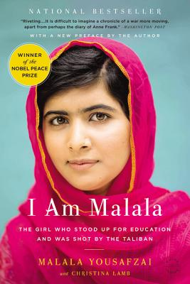 Malala Yousafzai is an inspiring young woman who stood up for girls' education in Pakistan and was shot by the Taliban. In her memoir, I Am Malala, she details the history of the Swat Valley, as well as her own history, from her father's humble beginnings to their situation today. The young woman shares the story of her assassination attempt, her rescue, and the family's struggle to adjust to their new lives in England. Malala's story and passion for education earned her the Nobel Peace Prize.