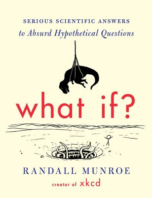 """What if? What if you find yourself asking questions that are absurd, and genuinely wanting answers? Enter Randall Munroe, the creator of cartoon xkcd and a former NASA roboticist. Millions of people follow Munroe's iconic webcomic and many of those followers ask some pretty strange questions. Among them are things like """"What if I took a swim in a spent nuclear fuel pool?"""" Or, """"What if a Richter 15 earthquake hit New York City?"""" In the book, """"What If?,"""" Munroe provides scientific answers to these questions and several dozen more by running computer simulations, digging through declassified military research, consulting with nuclear reactor operators, and more. In one case, the webcomic creator even times scenes from Star Wars with a stopwatch. With his combined wit and intelligence, Munroe's book will leave you giggling."""