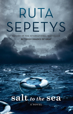 """""""With its quick switches between narrators and detailed imagery, this book amazed me and kept me turning the pages as fast a I could.Salt to the Sea describes the battles between Russia and Germany during World Was II and is narrated by four young adults as they attempt to sail to a safer part of Germany. Ruta Sepetys has created characters that are so real you feel their pain, in this incredibly devastating, historical fiction novel."""""""