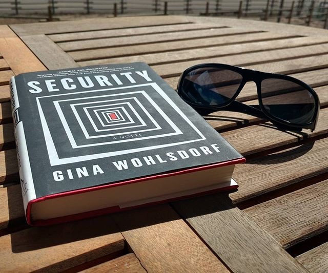 It's not too early to start reading outside, right?  #read #goread #getoutside #sun #goodday #bookstagram  #sunglasses #nofilter #indiebookstore
