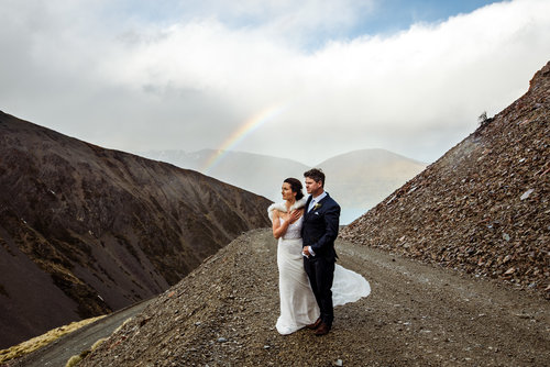 Lake Ohau Wedding