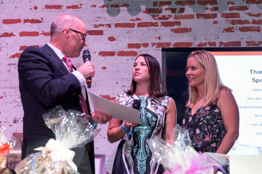 Russell Rhodes, Lisa & Nikki DeBartolo