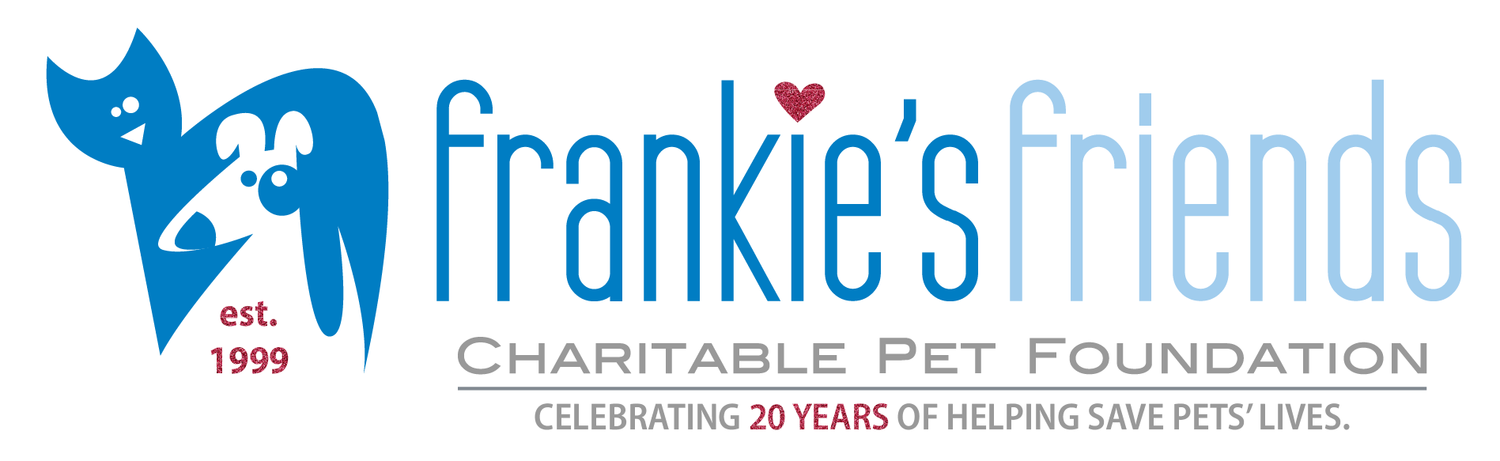 Thank You for Helping Our Baby Blue! — Frankie's Friends