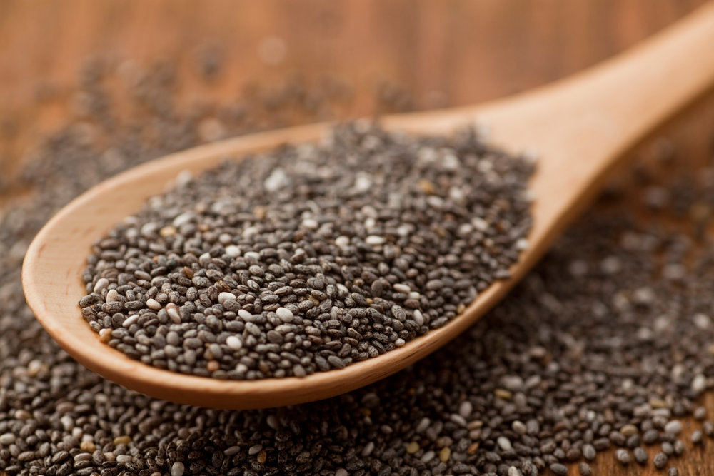 Chia seeds - Protein Payout: 9 g per 3 tbspWhen it comes to potent weight-loss weapons, experts often point to chia seeds. In fact, according to Ilyse Schapiro MS, RD,